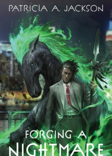 When Will Forging A Nightmare By Patricia A. Jackson Release? 2021 Debut Releases