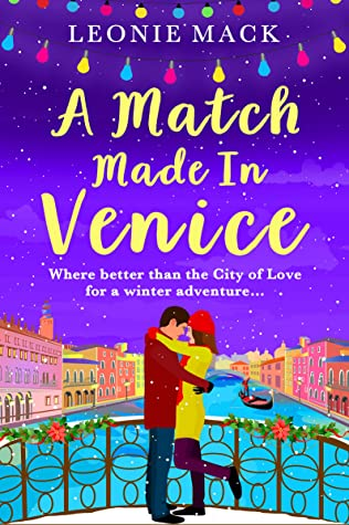 When Does A Match Made In Venice Come Out? Leonie Mack 2021 New Book