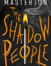 The Shadow People Release Date? Graham Masterton 2021 New Book