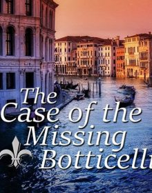 When Does The Case Of The Missing Botticelli Release? Marilyn Baron 2022 New Book